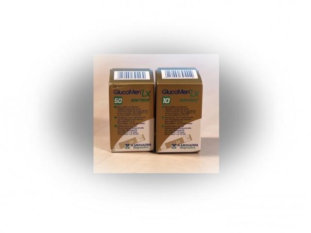 GlucoMen® LX PLUS - Glucose teststrips