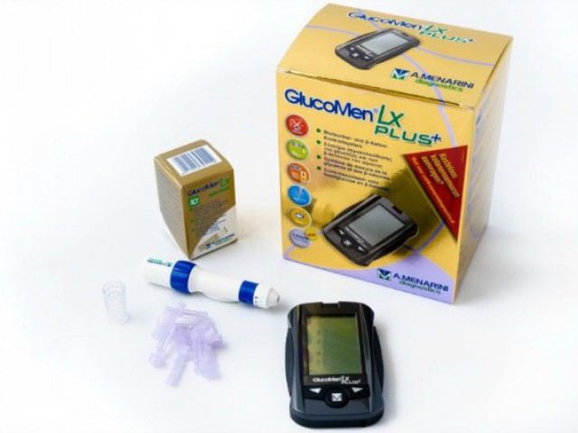 GlucoMen® LX PLUS Meterset